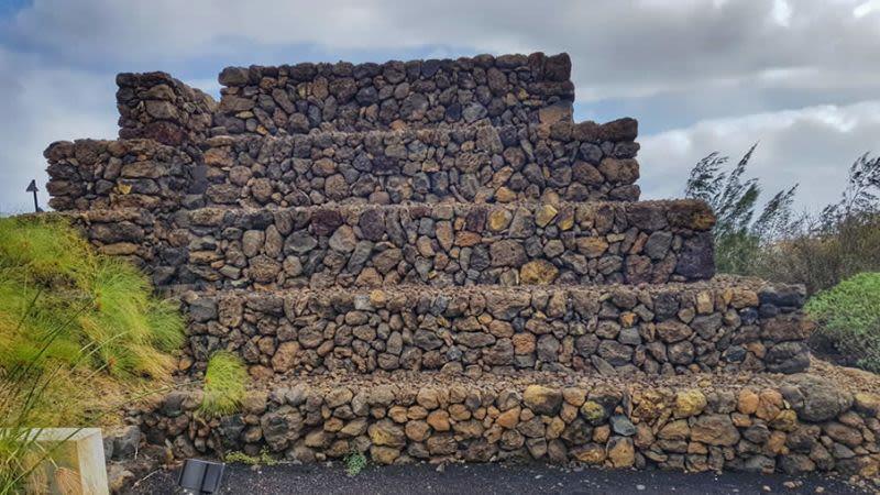 Guimar pyramides tenerife