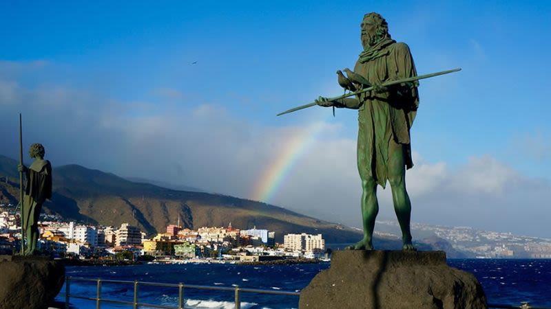 Tenerife candelaria canary islands