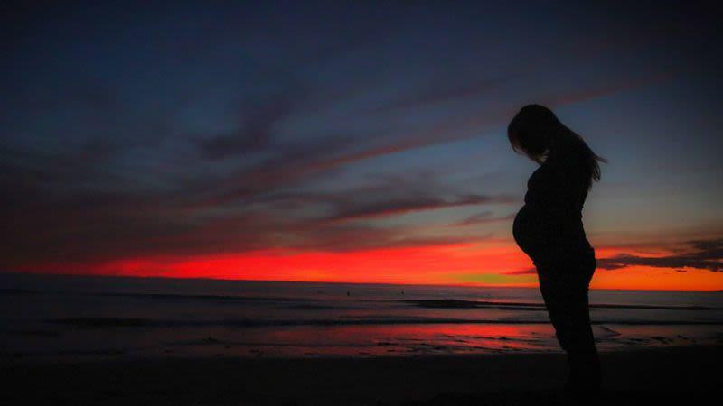 Pregnant in tenerife