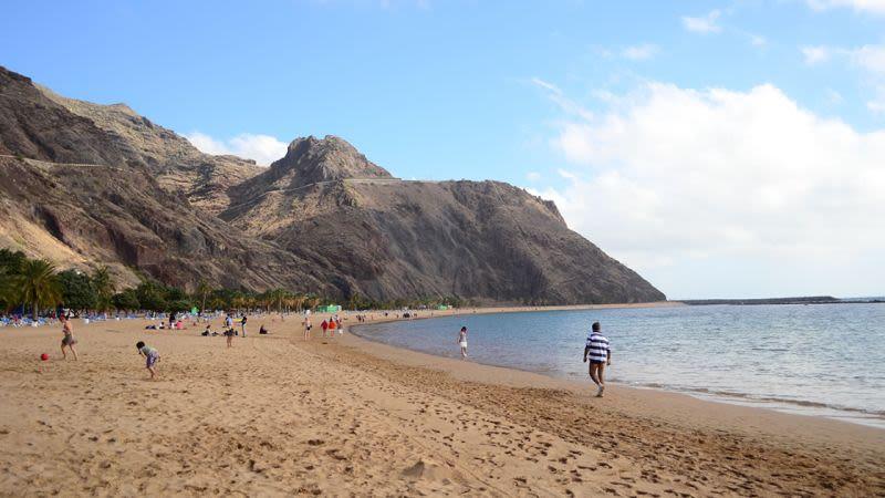 Tenerife in december canary islands