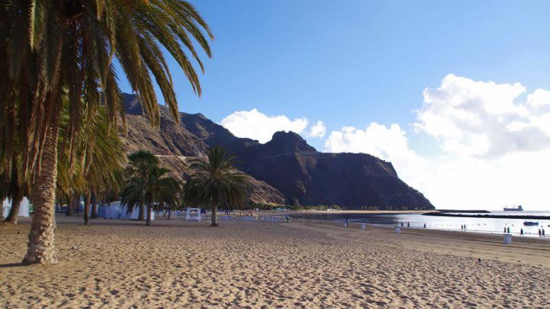 Tenerife weather october